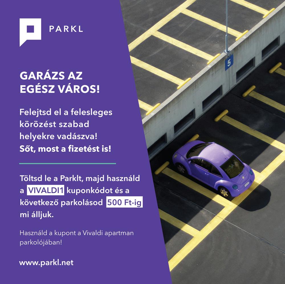 Parkl kupon promo